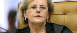A ministra Rosa Weber, do Supremo Tribunal Federal (Foto: Nelson Jr./SCO/STF)