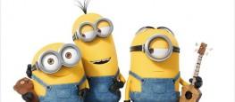 Bob, Kevin e Stuart  estão de volta!