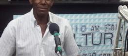 Primeiro entrevistado foi o candidato Adjamar Verissimo de Oliveira (PT)
