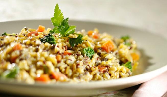 A base da alimentação vegetariana são os vegetais (Divulgação/Nestlé / Divulgação/Nestlé)